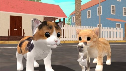 Cat Sim Online: Play with Cats Mod Apk (Unlimited Money)