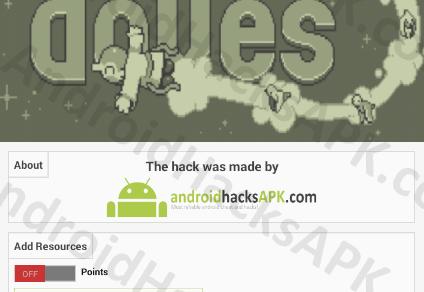 Endless Doves Hack APK Poins