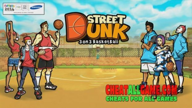 Street Dunk Hack 2019, The Best Hack Tool To Get Free Gems