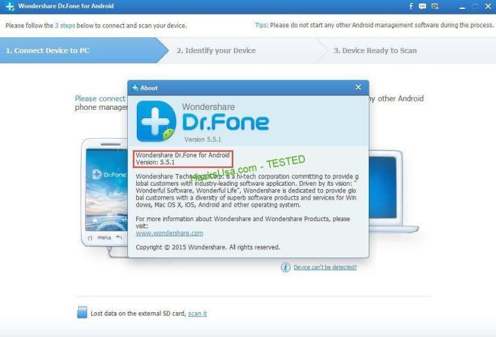 wondershare dr.fone crack