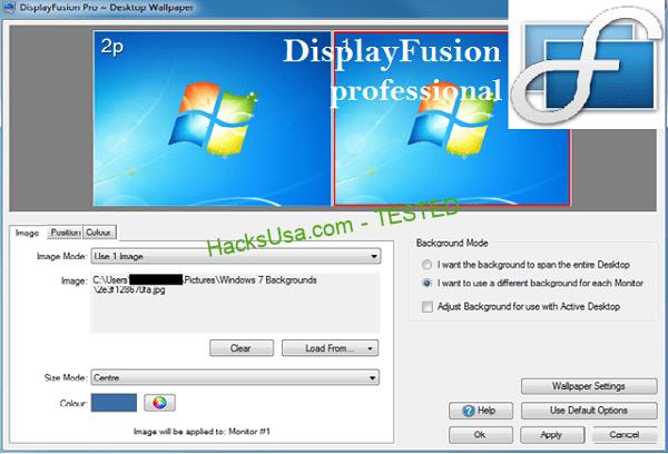 DisplayFusion Pro 9.4.1 Crack Plus License Key | 4HowCrack