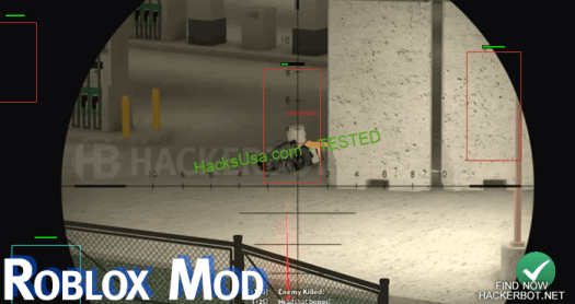 roblox wallhack mod