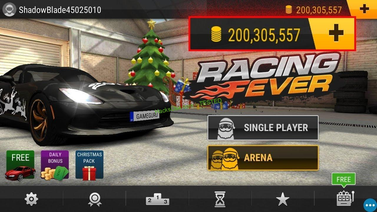Racing Fever Hack Tool Unlimited Tickets Unlock All Roads 2