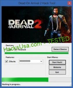 Dead On Arrival 2 Hack Add Unlimited ZBucks