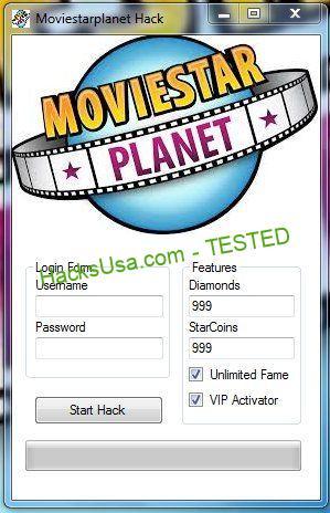 MovieStarPlanet Hack Tool | Moviestarplanet, Movie hacks, Tool hacks