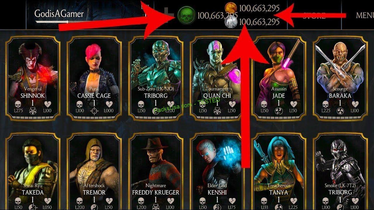 Pin on Mortal Kombat X Hack 2018 Updated