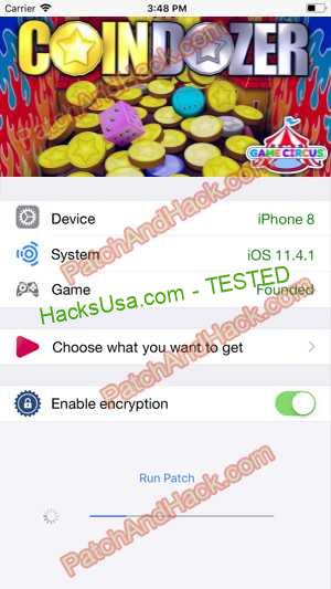 Coin Dozer Hack - patch and cheats for Money and other stuff on Anroid and iOS