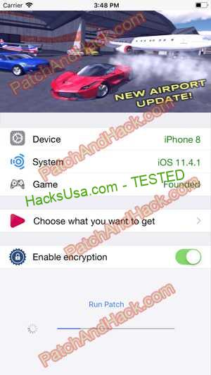 Extreme Car Driving Simulator Hack - patch and cheats for Money and other stuff on Anroid and iOS