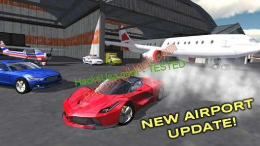Extreme Car Driving Simulator Patch and Cheats money