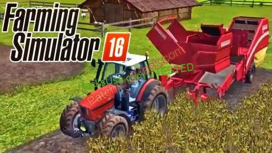 Farming Simulator 16 Patch and Cheats money