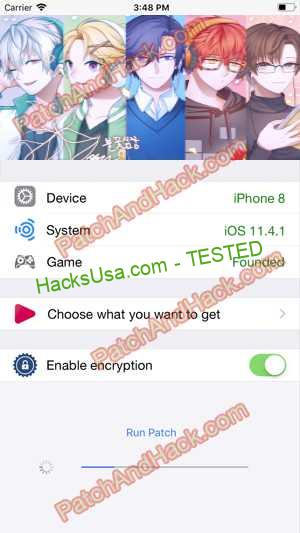 Mystic Messenger Hack - patch and cheats for Money and other stuff on Anroid and iOS