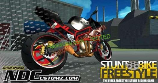 Stunt Bike Freestyle Patch and Cheats money