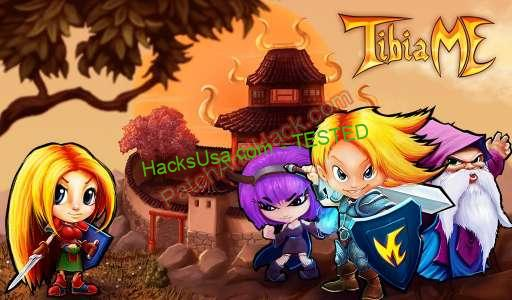 TibiaME Patch and Cheats money, resources