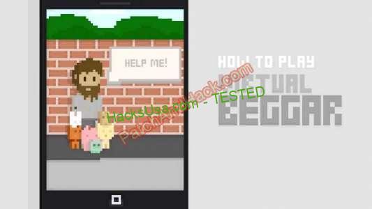 Virtual Beggar Patch and Cheats money