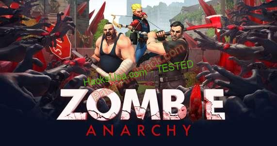 Zombie Anarchy Patch and Cheats money