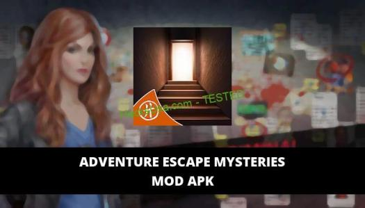 Adventure Escape Mysteries Featured Cover