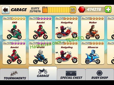 Our Bike race tournaments Hack/MOD Gameview - mod is possible ...