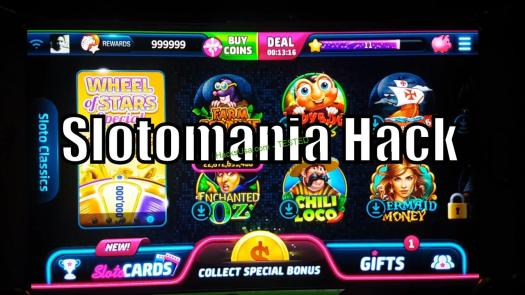Slotomania Hack Add unlimited cash in Slotomania