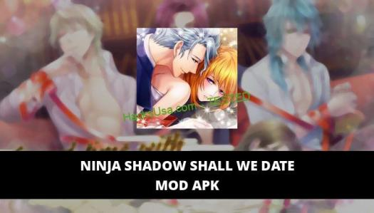 Ninja Shadow Shall we date Featured Cover
