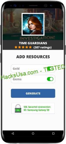 Time Guardians MOD APK Unlimited Gold Gems