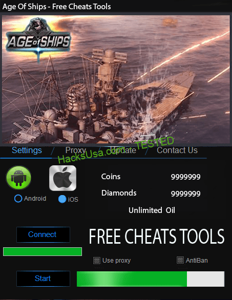 AGE OF SHIPS HACK Unlimited Coins Unlimited Diamonds 2