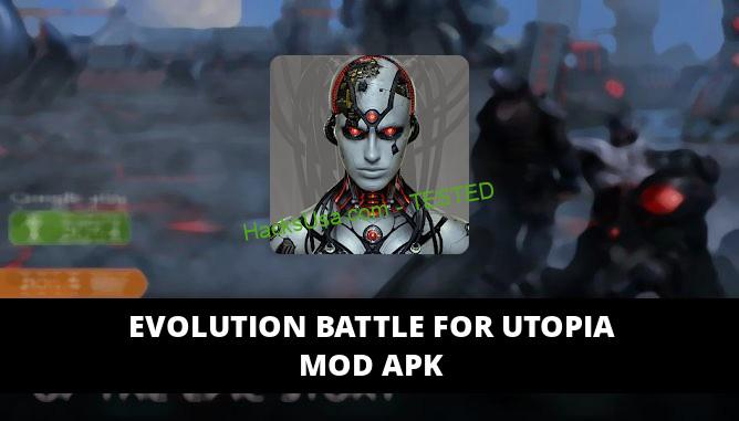 Evolution Battle for Utopia Featured Cover