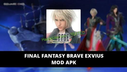 Final Fantasy Brave Exvius Featured Cover