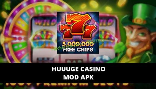 Huuuge Casino Featured Cover