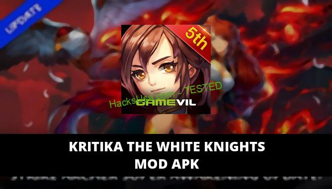 Kritika The White Knights Featured Cover
