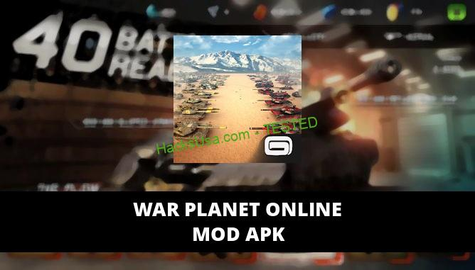 War Planet Online Featured Cover