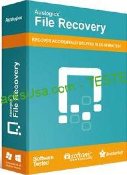 Auslogics File Recovery Professional 9.5.0.1 with Key