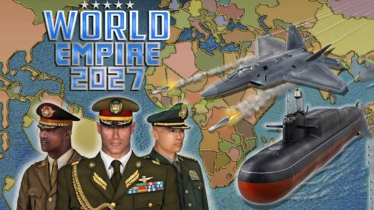 World Empire 2027 MOD APK Unlimited Money