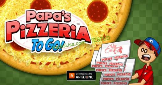 Papa's Pizzeria To Go Paid for free