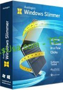 Auslogics Windows Slimmer Professional 2.5.0.1 with Key