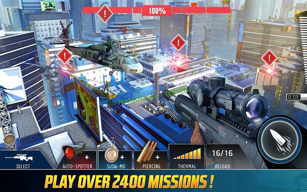 Kill Shot Bravo (MOD, Energy/Ammo)