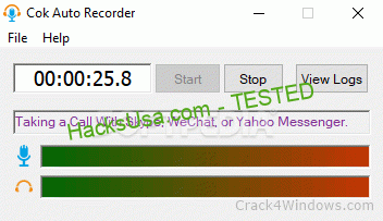 Cok Auto Recorder 5.41 Crack + Activator