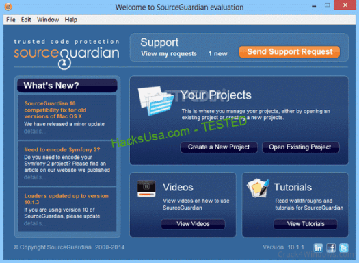SourceGuardian 11.4 Crack + Keygen