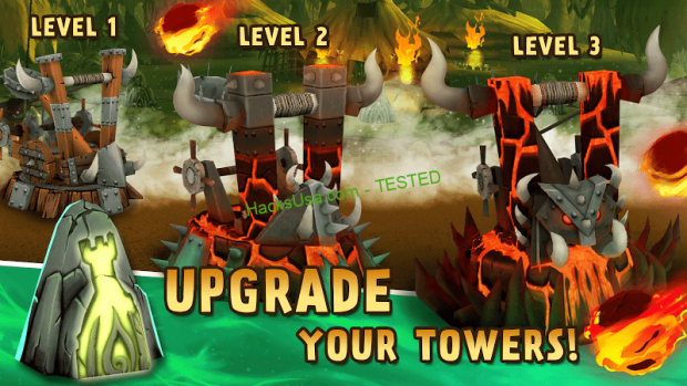 Skull Towers (MOD, Unlimited Money)