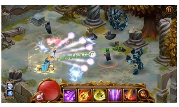 Guild of Heroes – fantasy RPG Apk + Mod (No Skill CD) Android