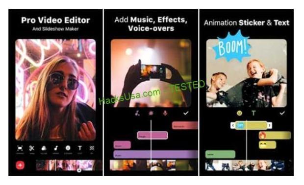 InShot Video Editor & Video Maker (Full Pro) Apk Mod