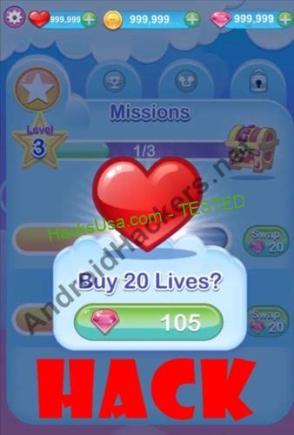 Disney Emoji Blitz MOD APK Unlimited Coins