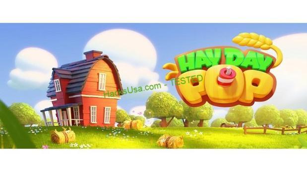 Hay Day Pop Mod APK