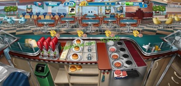 Cooking Fever Mod (unlimited money) APK