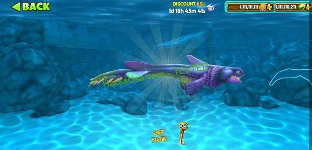Hungry Shark Evolution Mod (unlimited money) APK