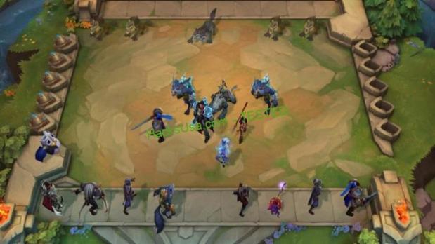 Teamfight Tactics: League of Legends Strategy Game Mod Apk