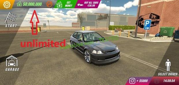 Real Car Parking 3D Mod Apk 5.9.1 [Unlimited money]