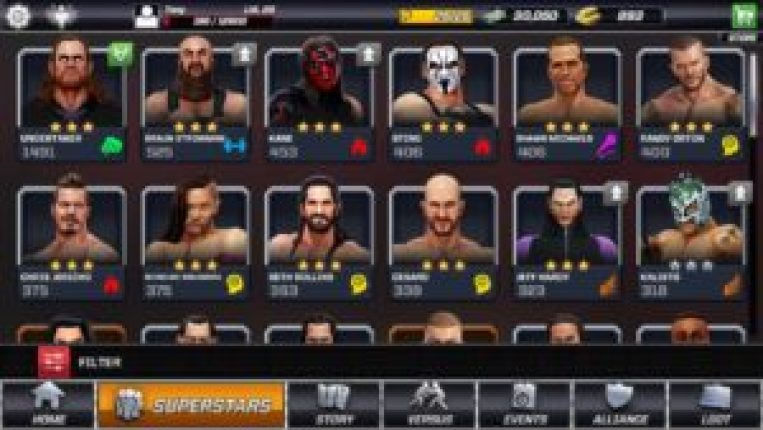 WWE Mayhem apk download