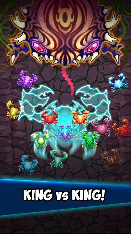Crab War (MOD, Infinite Pearls)