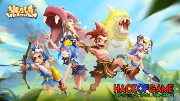 Ulala Idle Adventure Hack