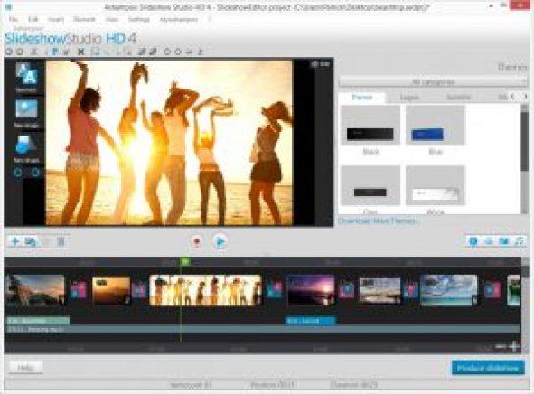 Ashampoo Slideshow Studio Full Version
